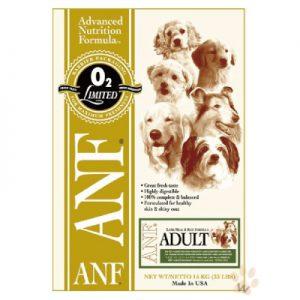 ANF成犬羊肉配方(小顆粒)3kg