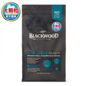 BLACKWOOD柏萊富 特調成犬活力(雞肉+米)大顆粒-5LB x1包