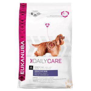 優卡Eukanuba機能保健食品《敏感皮膚專用成犬配方》2.3kg