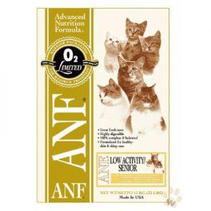 ANF老貓保健配方3kg