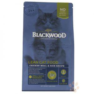 柏萊富blackwood 特調成貓低卡保健貓糧 雞肉加米