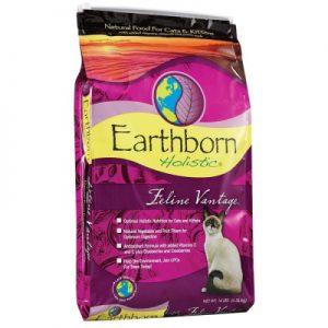 原野優越Earthborn《室內貓(雞肉+鮭魚+蔓越莓)》5磅