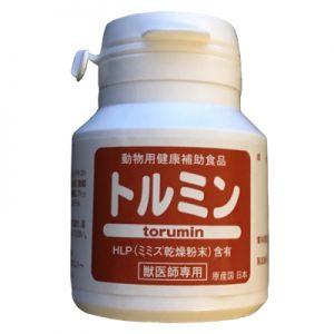 多利明 Torumin HLP 紅蚯蚓酵素(120粒)