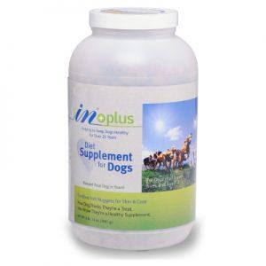 美國IN-Plus贏《超濃縮卵磷脂犬用 大罐裝》6磅