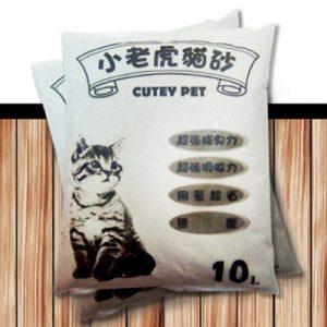 特選小老虎Cutey Pet 貓砂 海洋玫瑰10L x 6-粗球細球