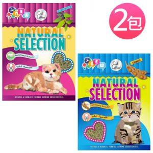 天然選擇 豆腐貓砂 7L (兩包組)