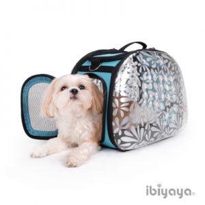 IBIYAYA依比呀呀-FF1220透明膠囊寵物提包-忍冬花